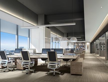 未来深圳办公室装修的几大趋势