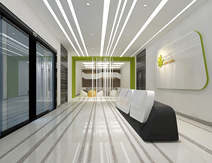 柔性化是现代深圳办公室在装修设计考虑要素