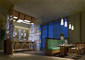 深圳餐厅装修的几种风格