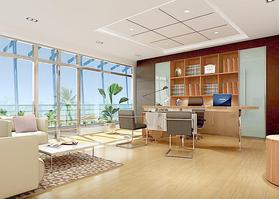 浅析深圳办公室设计的空间结构