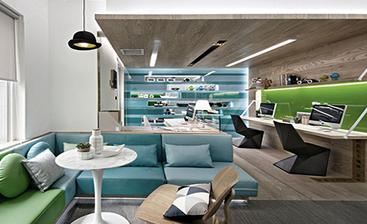 选择办公室装修公司的三种途径