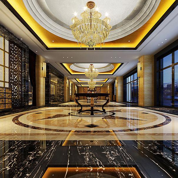 深圳星级酒店装修的需要注意事项_深圳装修设计公司
