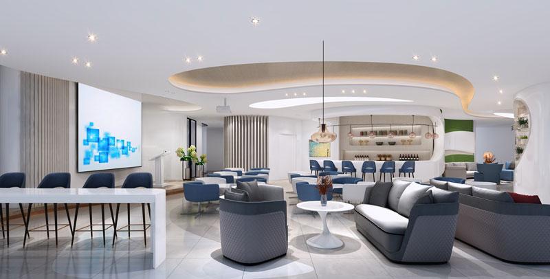 办公室装修设计时五大风水讲究_深圳办公室设计公司