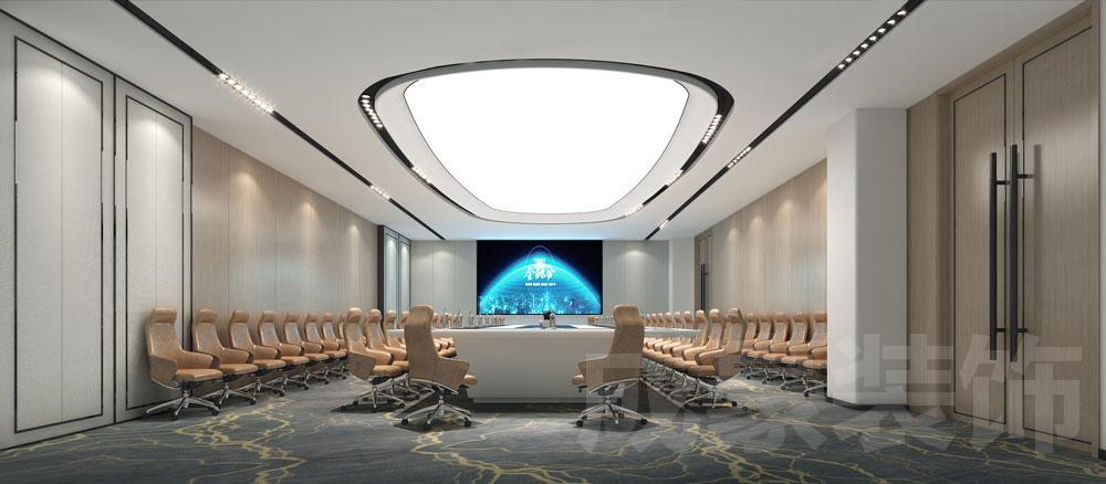 掌握深圳办公室设计五要点 满足企业的装修设计要求