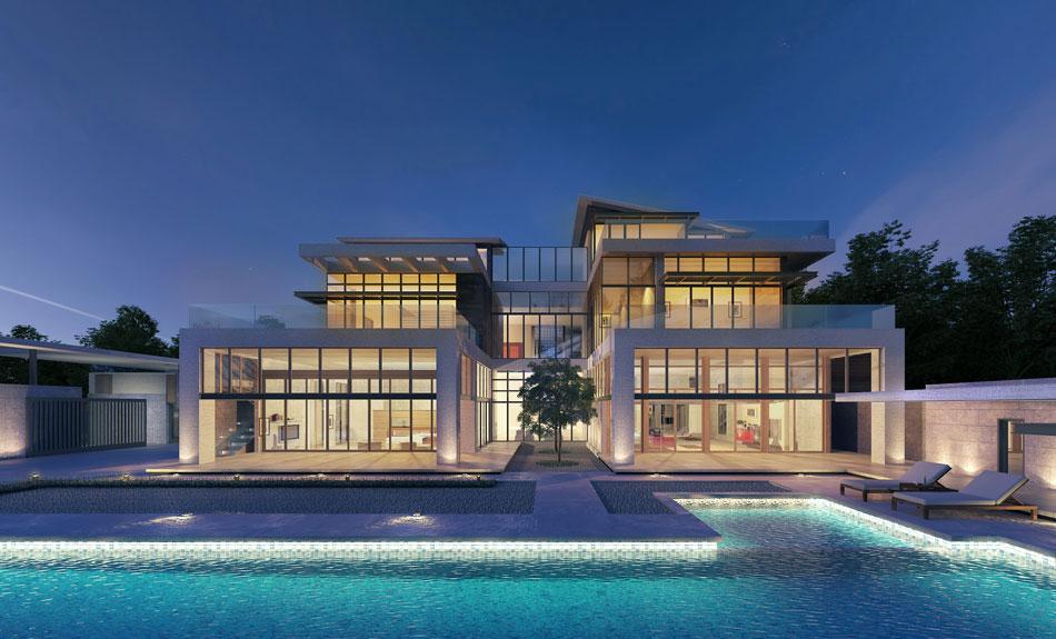 成豪设计告诉你别墅装修设计需要注意事项