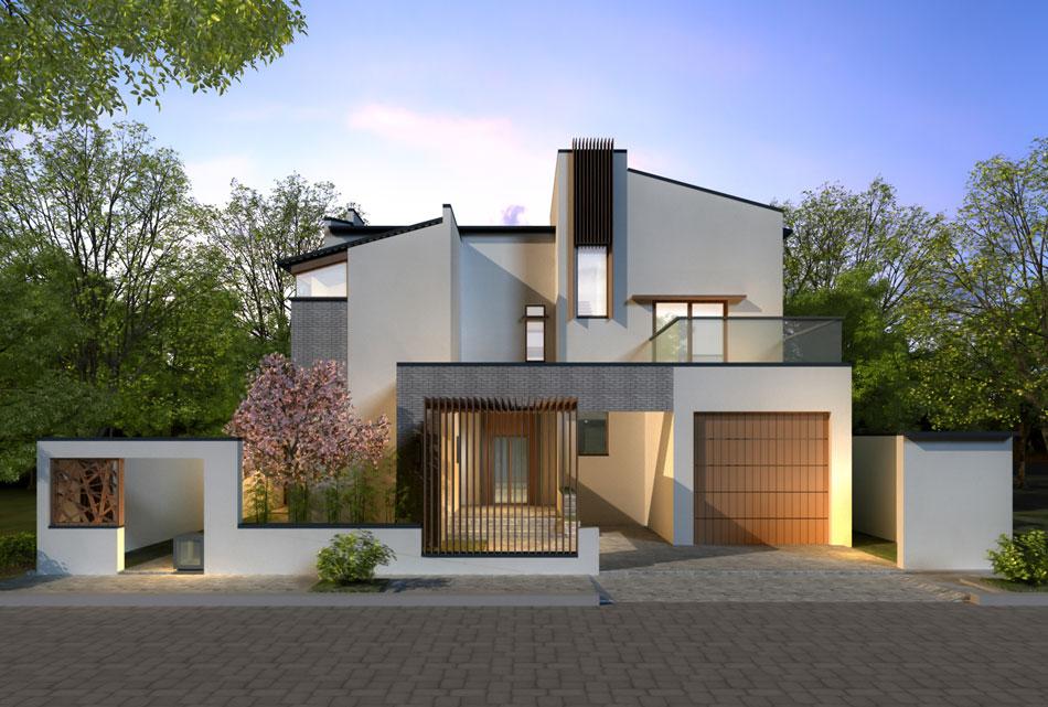 豪宅别墅装修如何选择灯饰_让成豪设计告诉您