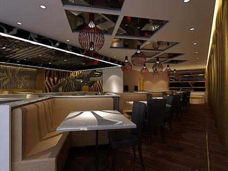 佳斯顿荼餐厅贵阳店