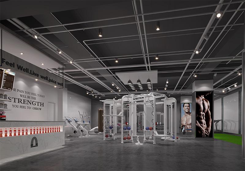 深圳科技园健身会所