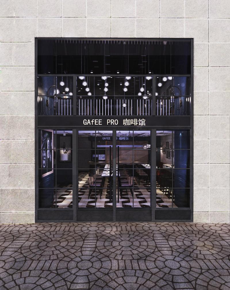 佳斯顿咖啡店2