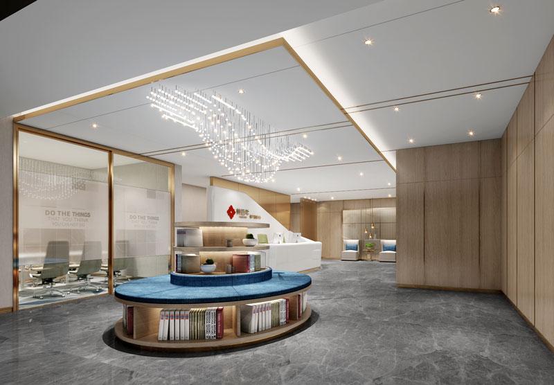 美百年_办公室设计